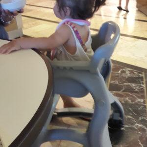 Babyfreundlich Hochstuhl