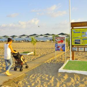 Babyfreundlich Strand