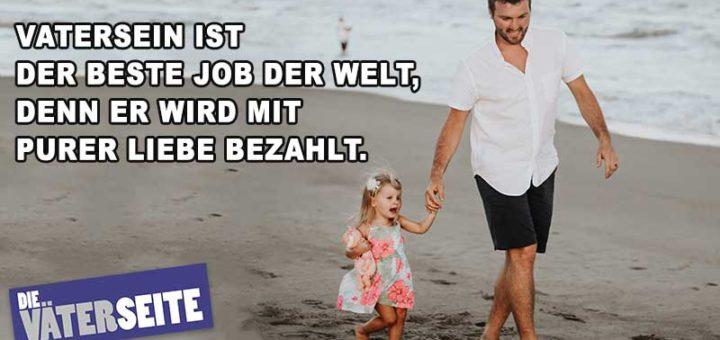 Vatersein Ist Der Beste Job Der Welt Die Väterseite
